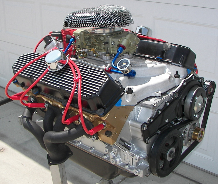 Cadillac 4.9 engine kits